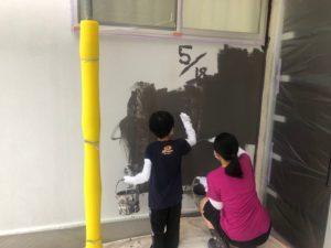 壁塗り体験003