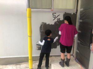 壁塗り体験002