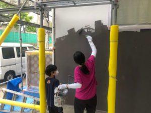 壁塗り体験007