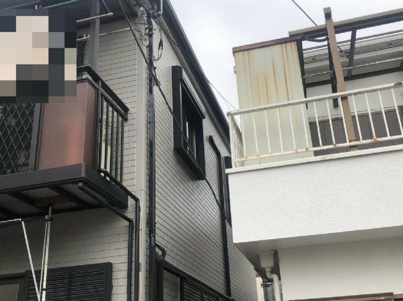 茅ヶ崎市 H様邸 シャッターBOX取り付け工事