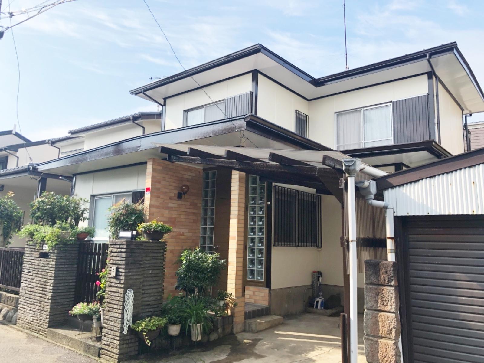 外壁・屋根・付帯部塗装工事