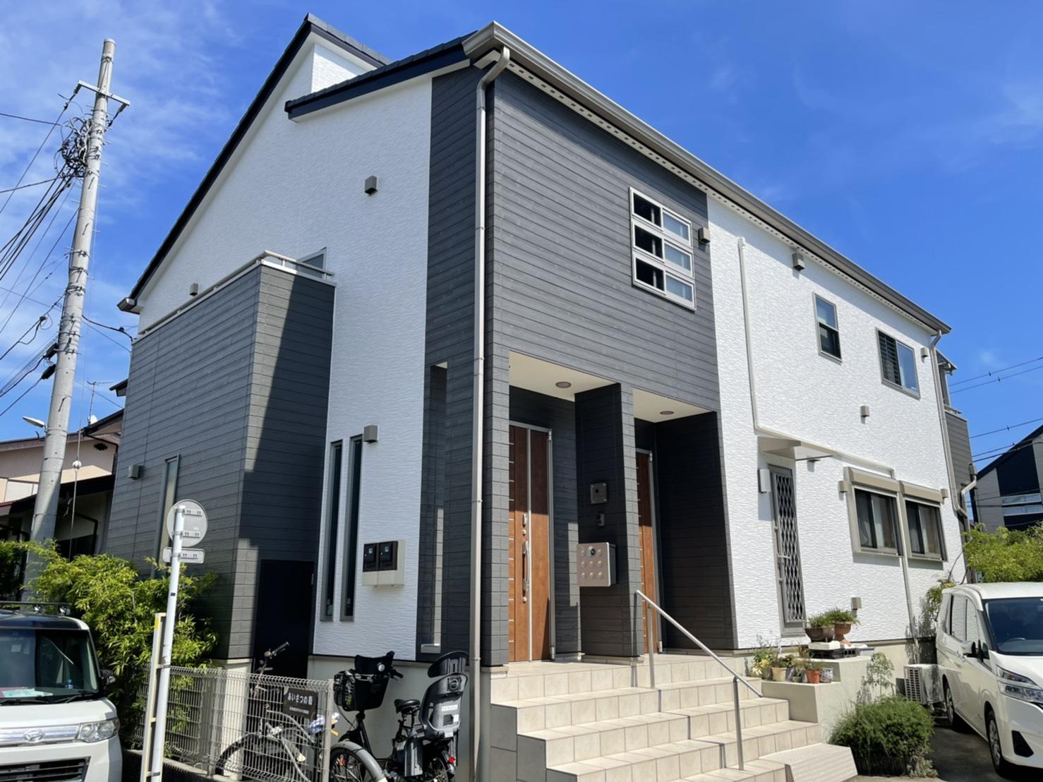 外壁・屋根・付帯部塗装・バルコニー防水工事