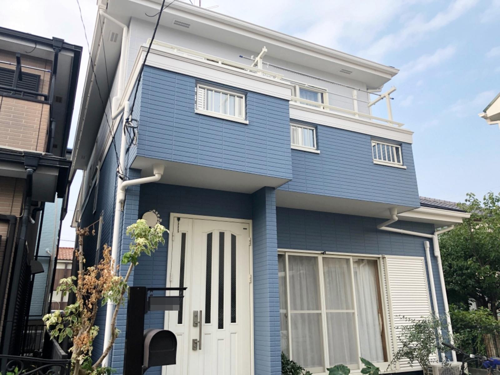 外壁・付帯部塗装・屋根カバー工法・バルコニー防水工事
