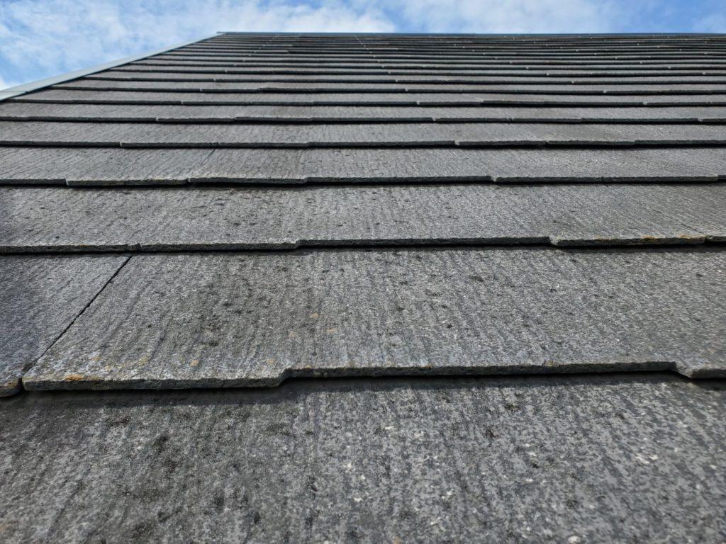 屋根根詰まりしています。